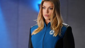 The Orville Is Headed for a 'Bigger' and 'Intense' Season 2