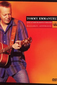 Tommy Emmanuel: Live at Her Majesty's Theatre