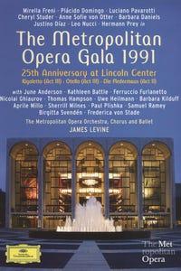 Metropolitan Opera 25th Anniversary Gala