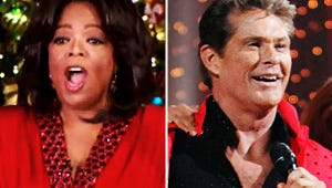 Top Moments: Oprah's Tricks and Treats and Dancing Goes Baywatch