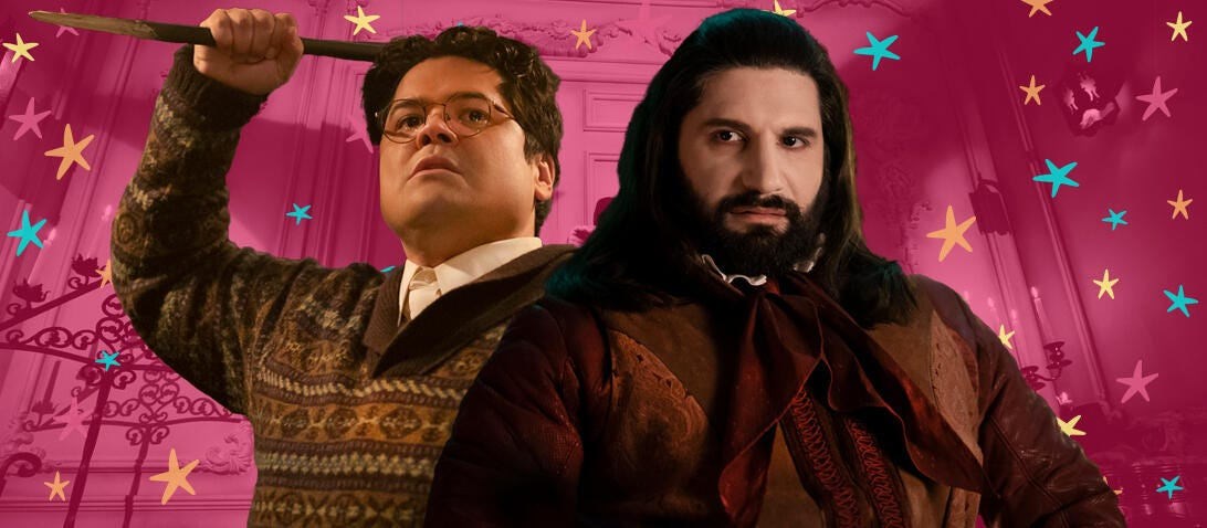 What We Do in the Shadows for 100 Best Shows