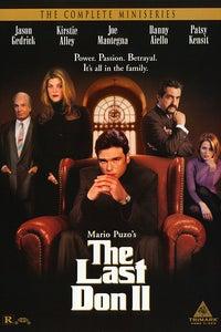 Mario Puzo's 'The Last Don II' as Father Luca Tonarini