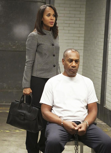 "Scandal – Season 3 – ""A Door Marked Exit"" - Kerry Washington, Joe Morton"