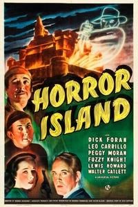 Horror Island as Tobias Clump
