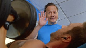 Here's the Trailer for Rob Schneider's Netflix Show Real Rob