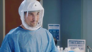 Greys Anatomy Said Goodbye to Andrew DeLuca in Heartbreaking Crossover