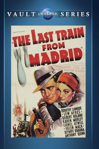 The Last Train from Madrid as Man Coming from Bungalow