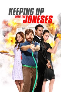 Keeping Up With the Joneses as Jeff Gaffney