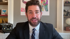 John Krasinski, Bearer of Good News, Surprised Healthcare Workers with Lifetime Red Sox Tickets