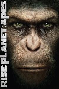 Rise of the Planet of the Apes as Caroline Aranha