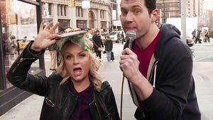 Top Videos: Amy Poehler on Billy on the Street, First Scene of OITNB Season 2
