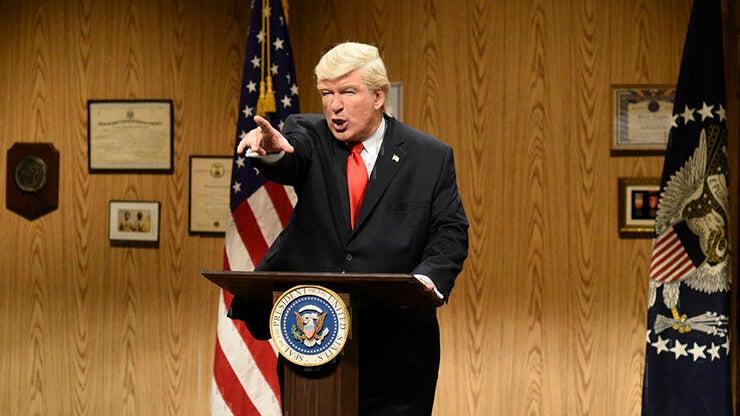 Alec Baldwin, Saturday Night Live