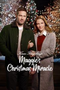 Karen Kingsbury's Maggie's Christmas Miracle as Maggie Wright