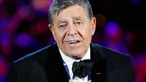 Jerry Lewis Won't Host This Year's Telethon
