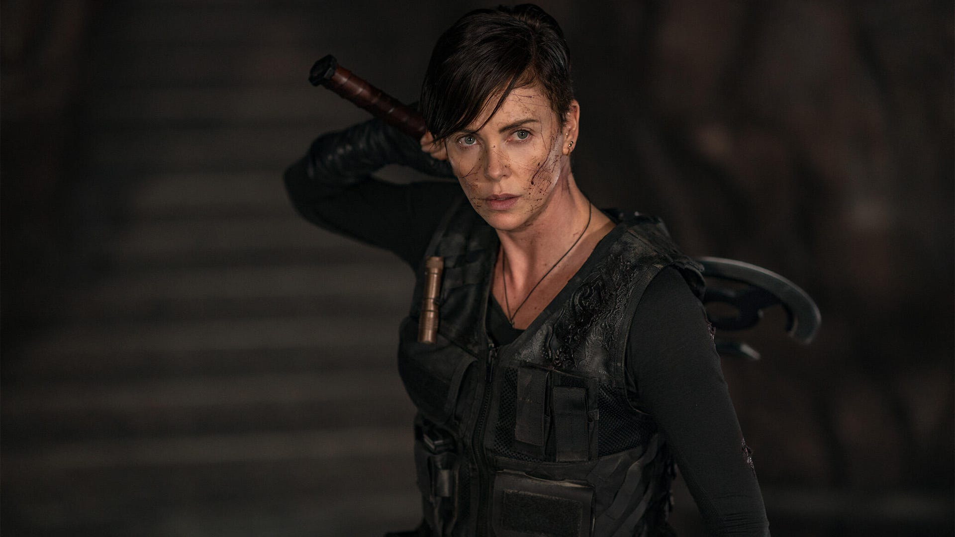 Charlize Theron, The Old Guard