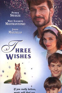 Three Wishes as Scott's Father