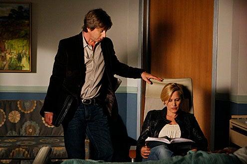 "Medium - Season 6 - ""There Will Be Blood... Type B"" - Patricia Arquette"