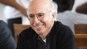 """Larry David on Bringing Back Curb Your Enthusiasm: """"What the Hell?"""""""