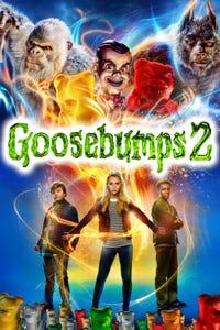 Goosebumps 2: Haunted Halloween as monsieur Chu