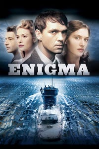 Enigma as Claire Romilly