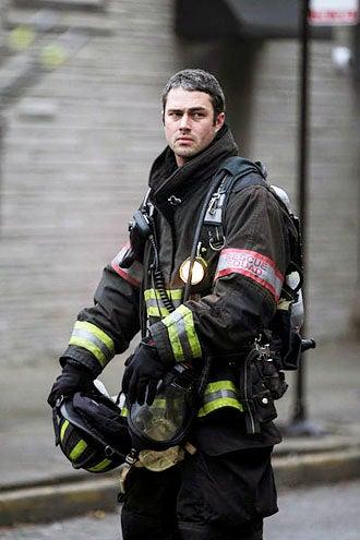 """Chicago Fire - Season 1 - """"A Little Taste"""" - Taylor Kinney"""
