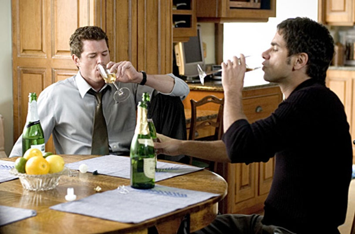 Wedding Wars - Eric Dane and John Stamos