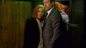 Let This Exclusive X-Files Sneak Peek Seriously Creep You Out