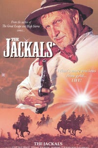 The Jackals as Oupa Decker, the Prospector