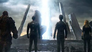 The First Teaser for the Fantastic Four Reboot Is More Confusing Than Fantastic