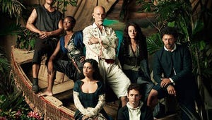 VIDEO: John Malkovich Sets Sail in the First Trailer for NBC's Pirate Drama Crossbones
