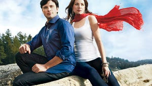 Smallville Exclusive: Up, Up and Away!