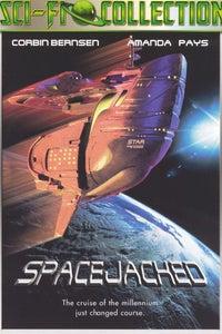 Spacejacked as Alex Barnes