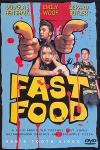 Fast Food as Jacko