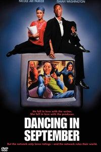 Dancing in September as George Washington