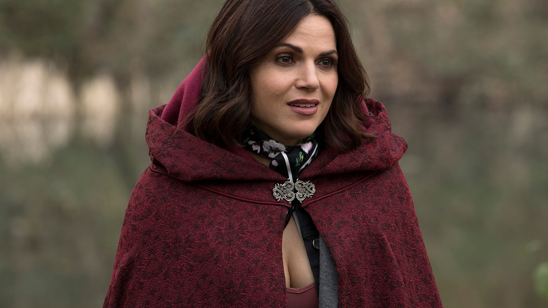 Lana Parrilla, Once Upon a Time