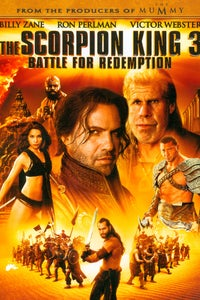 The Scorpion King 3: Battle for Redemption as Horus