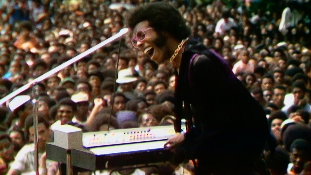 Sly Stone, Summer of Soul