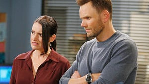 First Look: Community's Paget Brewster and Keith David on Their New Roles
