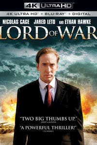 Lord of War as Andre Baptiste Sr.