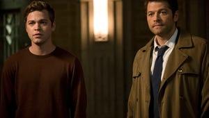 Supernatural Stars Jared Padalecki and Misha Collins Break Down Jack's Return