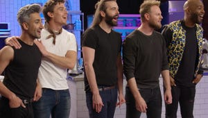 The Queer Eye Guys Competed on Nailed It and OMFG