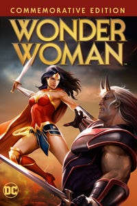 Wonder Woman as Hera