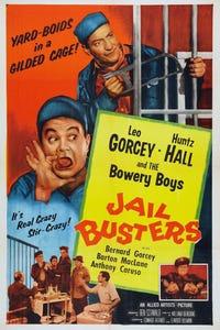 Jail Busters as Warden B.W. Oswald