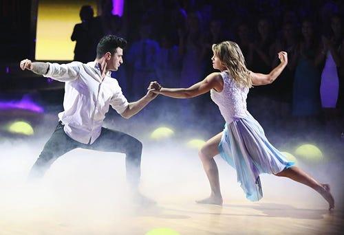 Dancing with the Stars – Season 18 – Mark Ballas, Candace Cameron Bure
