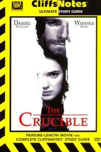 The Crucible as John Proctor