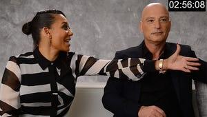 Watch Howie Mandel Hijack Our America's Got Talent Interview