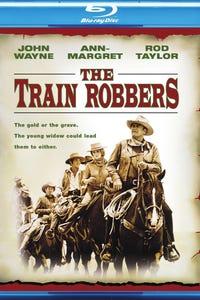 The Train Robbers as Calhoun