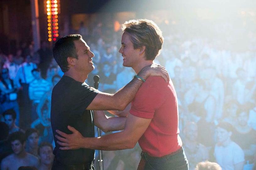 The Normal Heart - Mark Ruffalo and Taylor Kitsch