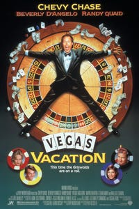 Vegas Vacation as Cousin Vickie