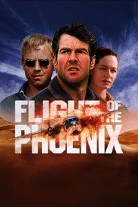 Flight of the Phoenix as (Voice)